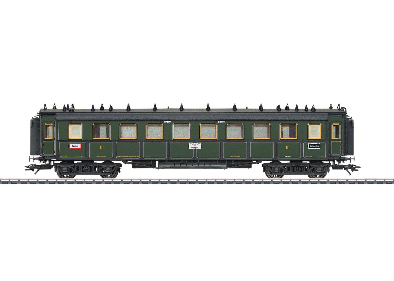 Schnellzugwagen CCü