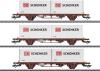 Containerwagenset Lgs
