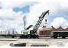 Ardelt 57 Metric Ton Steam Crane