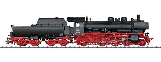 Dampflokomotive Baureihe 38
