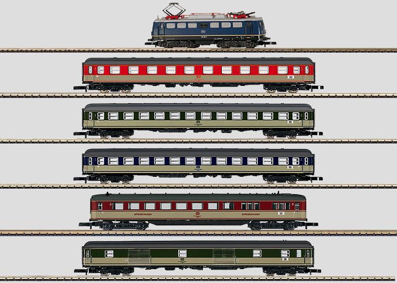 Express Train Set.