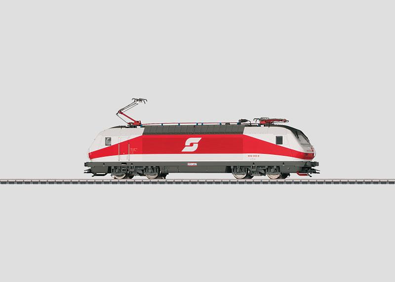 High Performance Electric Locomotive.