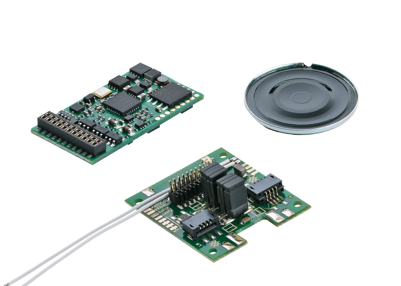 Märklin mSD3 SoundDecoder Electric Locomotive Sounds
