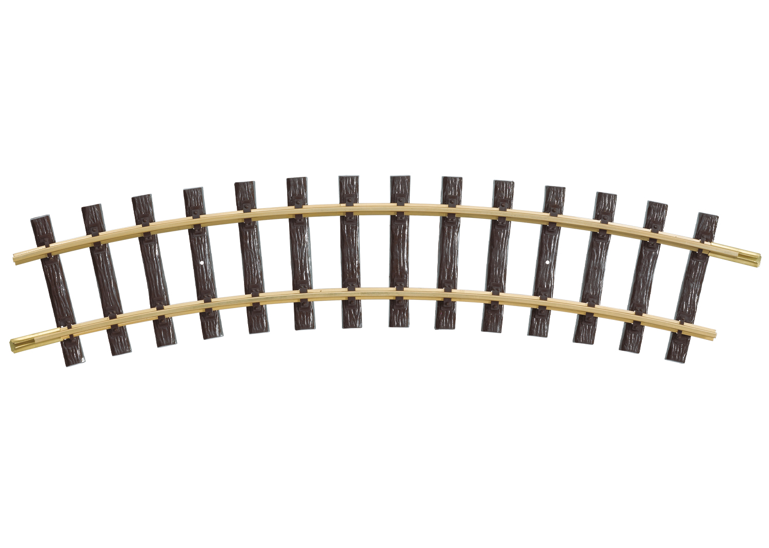 Curved Track, R2, 30°