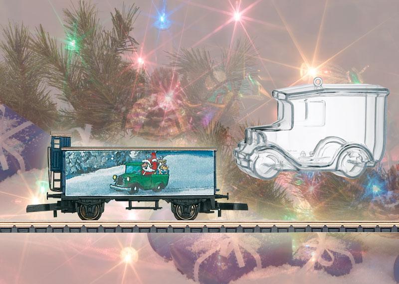 Weihnachtswagen Z 2012
