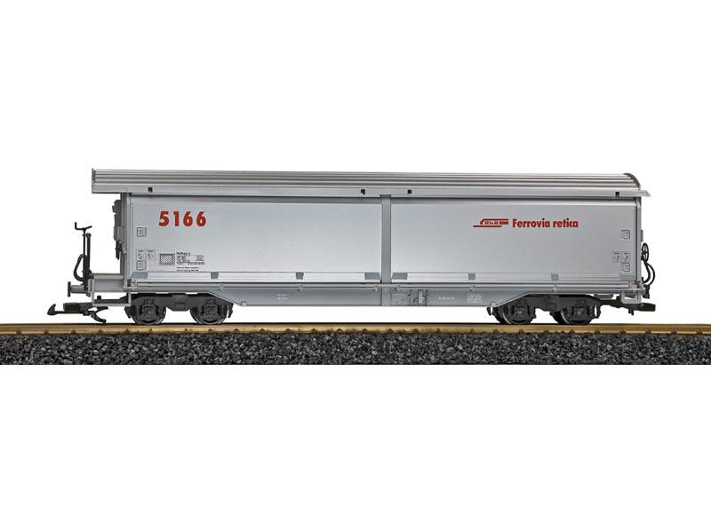 RhB Schiebewandwagen 5166