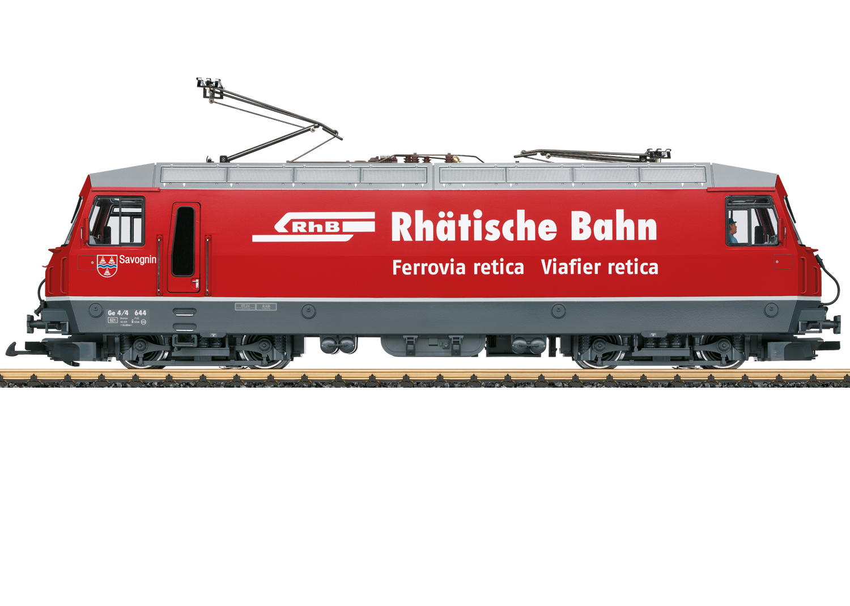 Class Ge 4/4 III Electric Locomotive