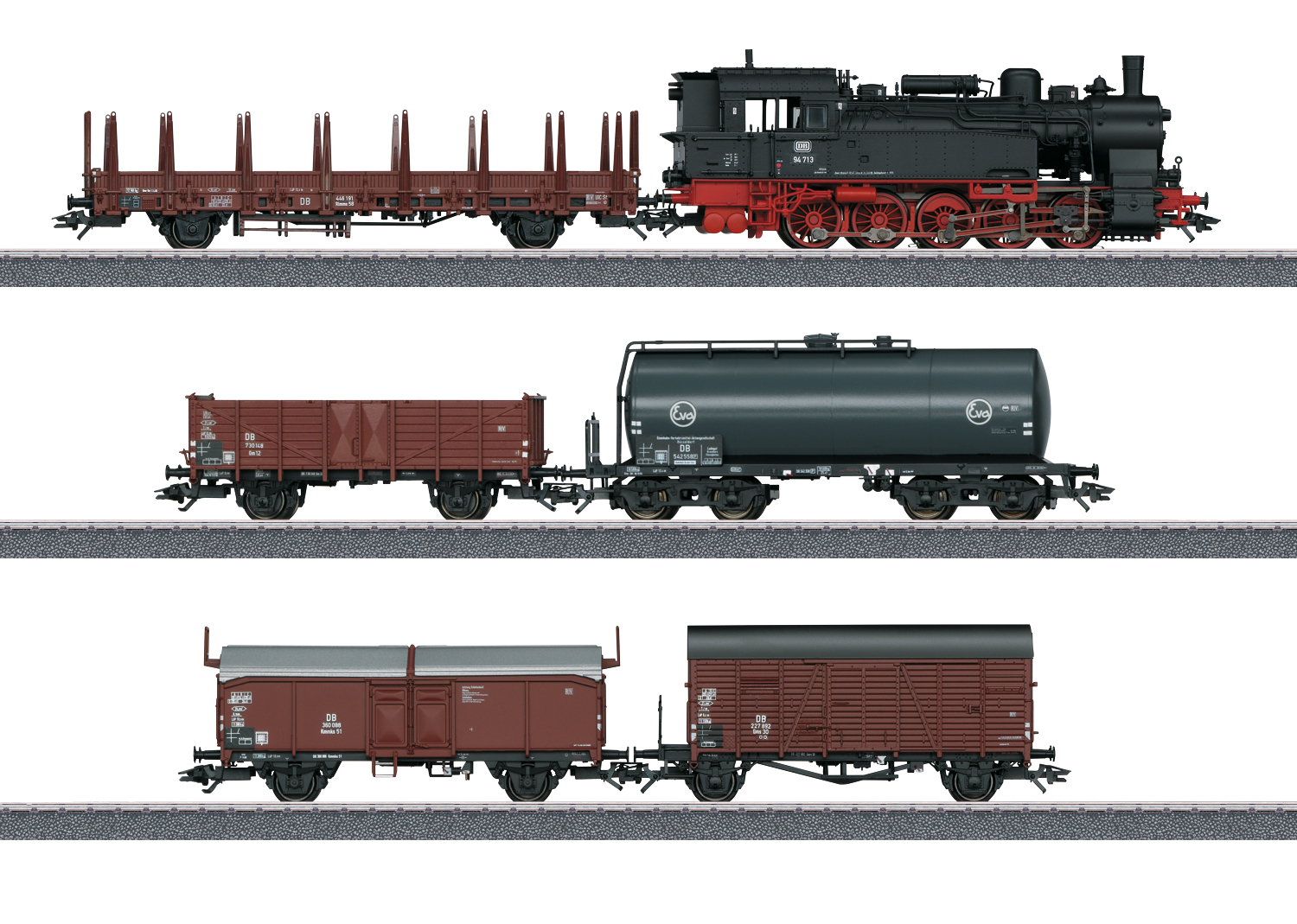 """Era III Freight Service"" Digital Starter Set"