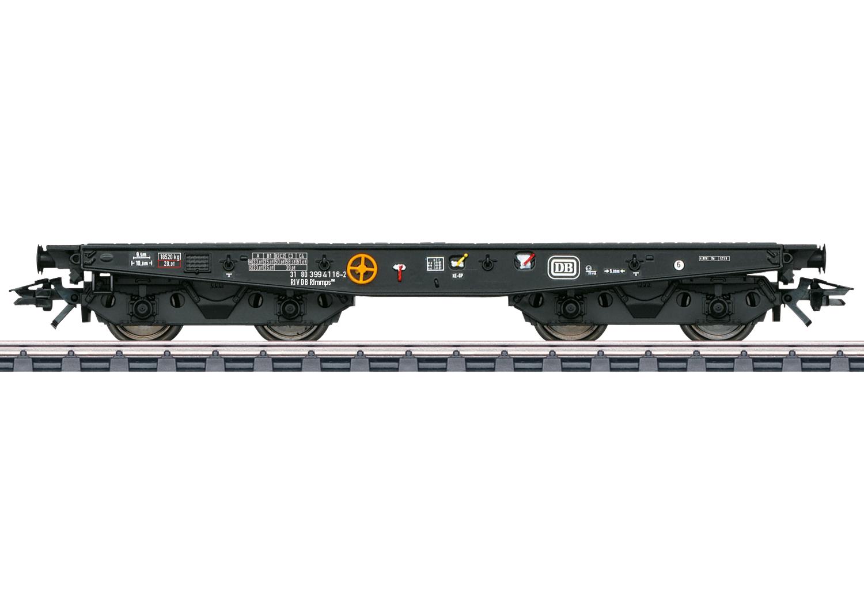 Schwerlast-Flachwagen Rlmmps 650