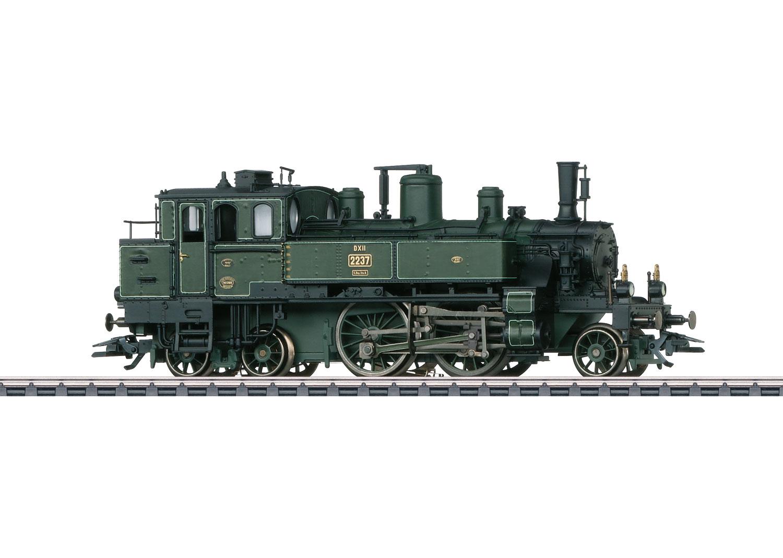 Class D XII Tank Locomotive