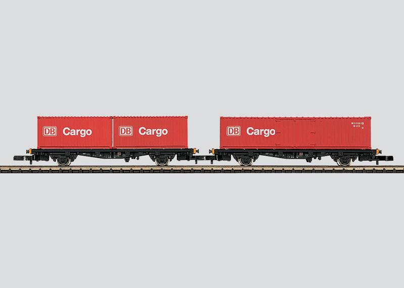 Container Car Set.