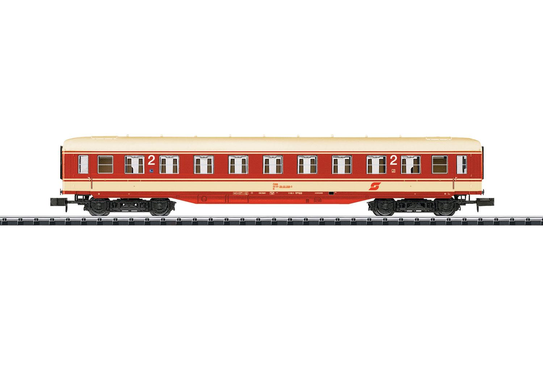 Schnellzugwagen 2. Klasse