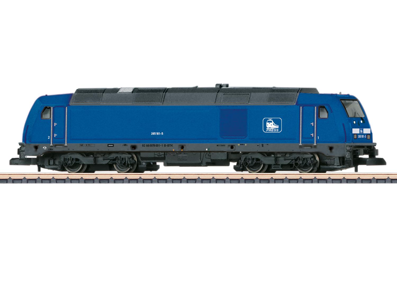 Diesellocomotief serie 285