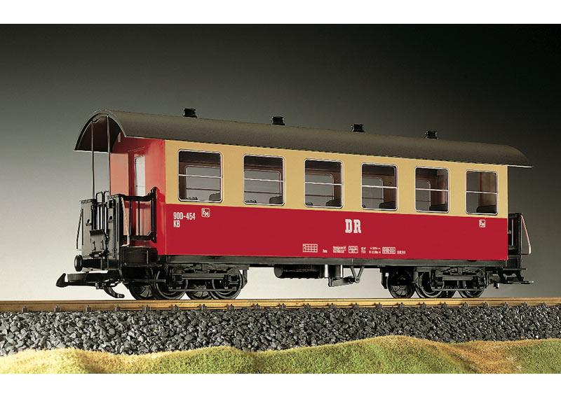 DR-Personenwagen 900-454, 2. Klasse