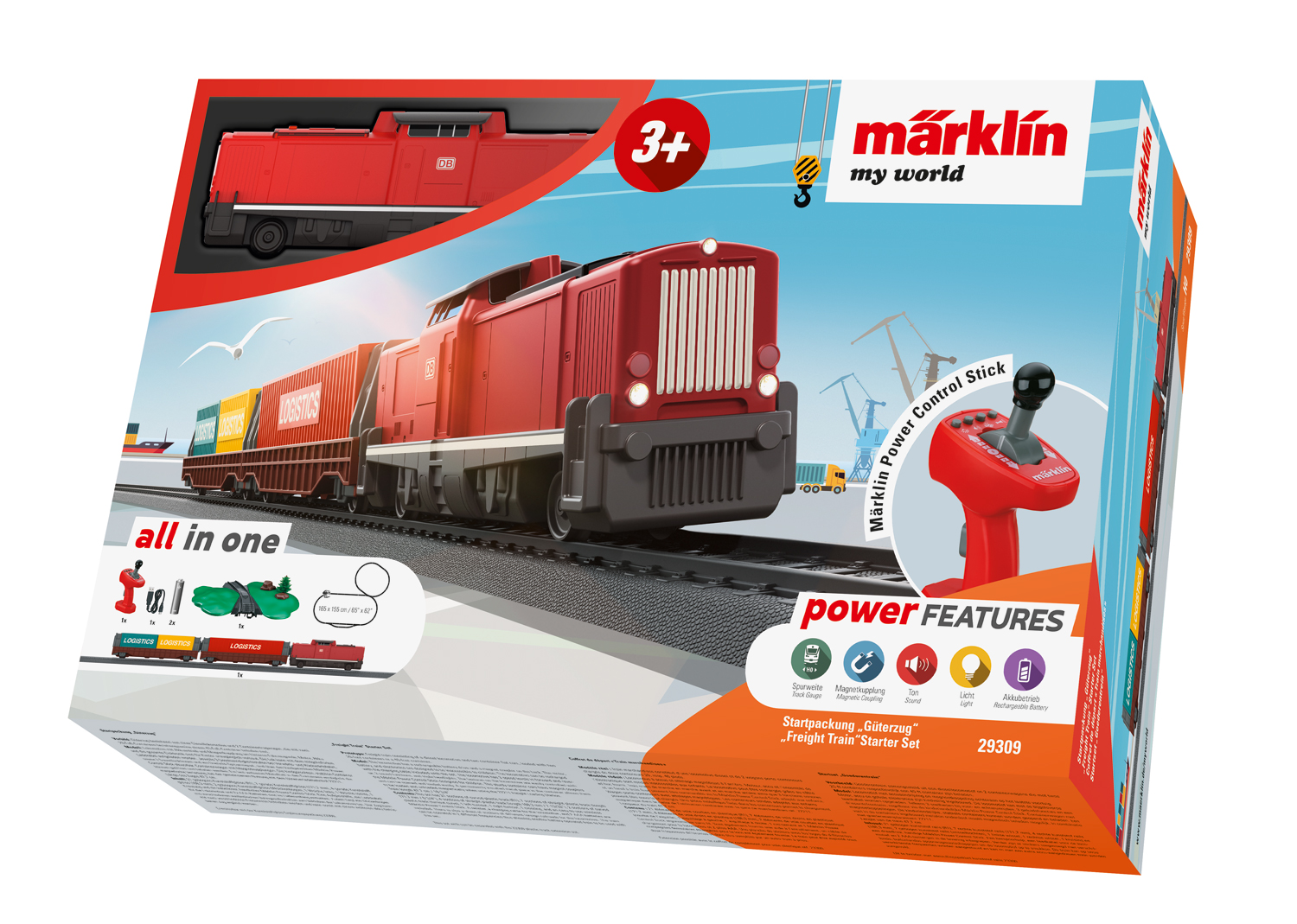 "Märklin my world - ""Freight Train"" Starter Set"