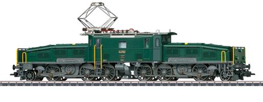 """Locomotive électrique CE 6/8 II """"Krokodil"""""""