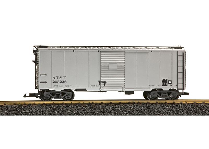 ATSF Boxcar #205228