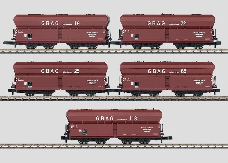 """Coal Transport"" Car Set."