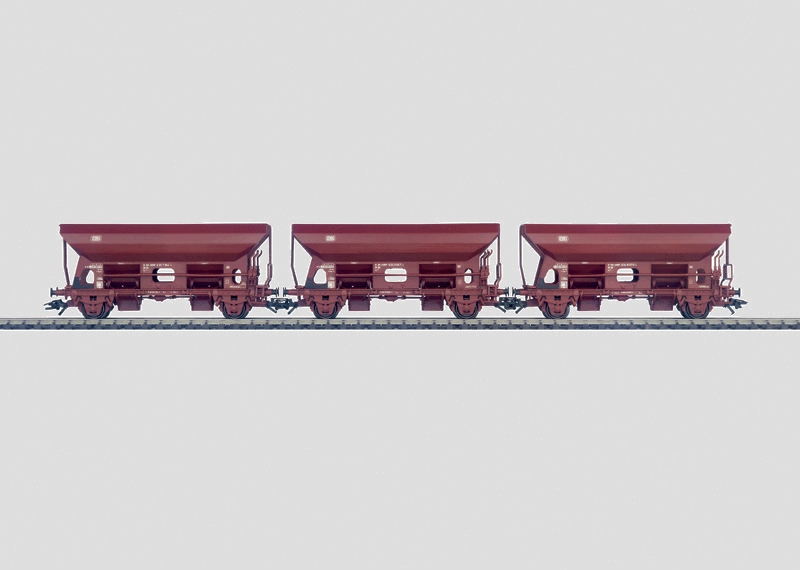 """Side Dump Car"" Car Set."