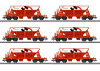 """Holcim"" Hopper Car Set"