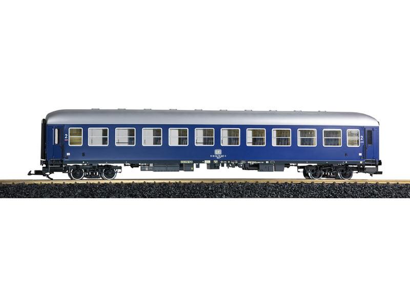 DB Passenger Car Bcm 243, blue