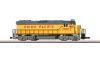 GP 38-2 Diesel Electric Locomotive