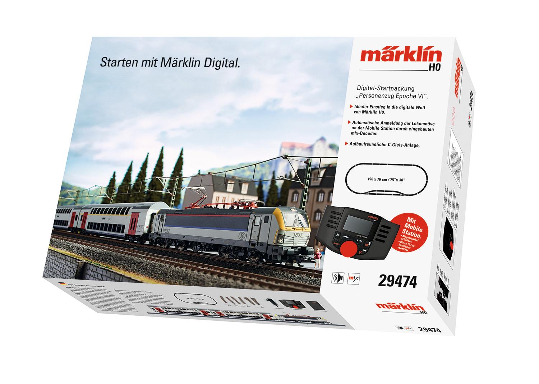 """Digital-Startpackung """"Personenzug Epoche VI"""""""
