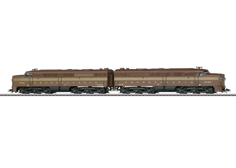 Alco PA-1 Diesel Locomotive