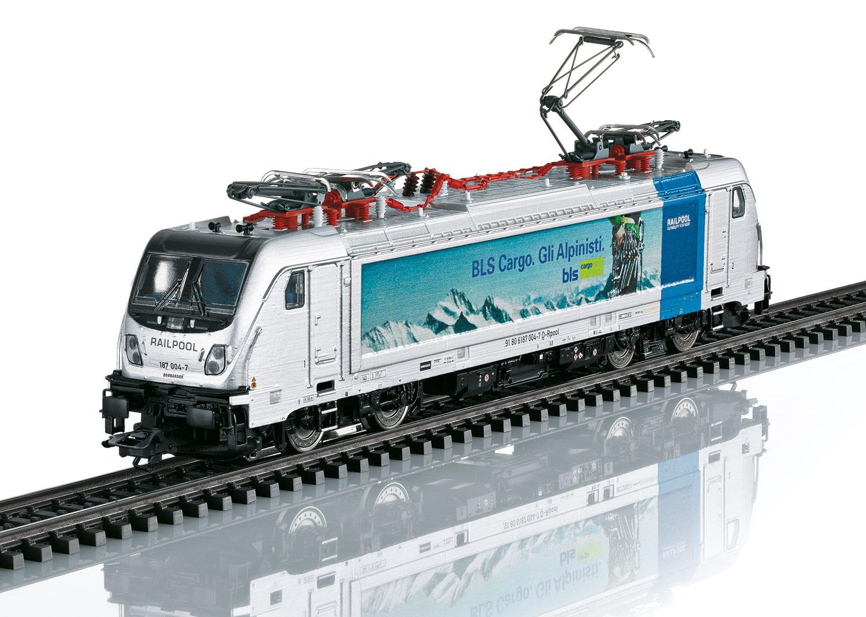 Class 187.0 Electric Locomotive