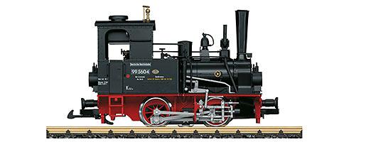 Dampflokomotive 99 5604