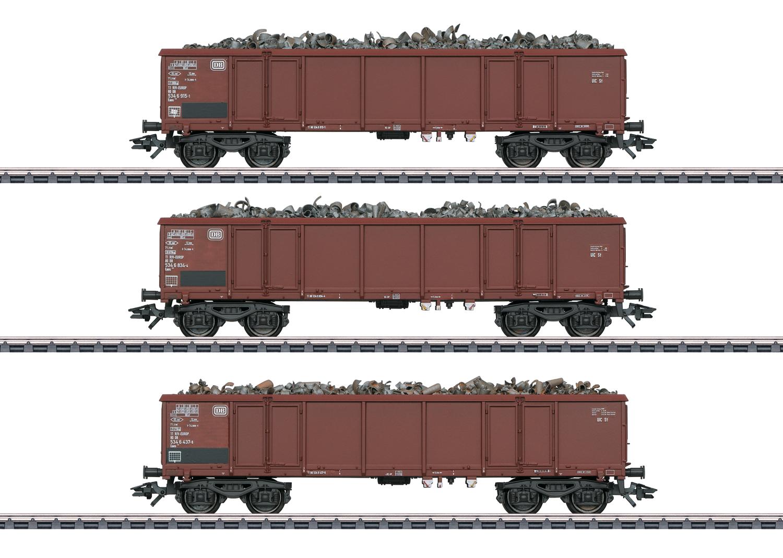 Type Eaos 106 Freight Car Set