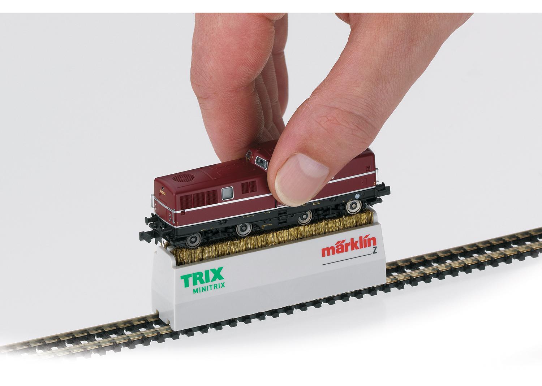 Minitrix und Spur-Z Lokrad-Reinigungsbürste