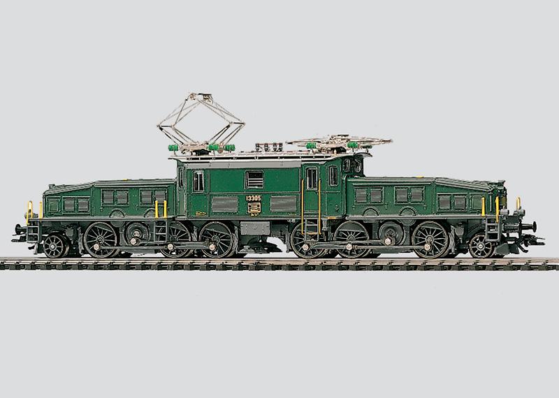 Güterzuglokomotive ´Krokodil´