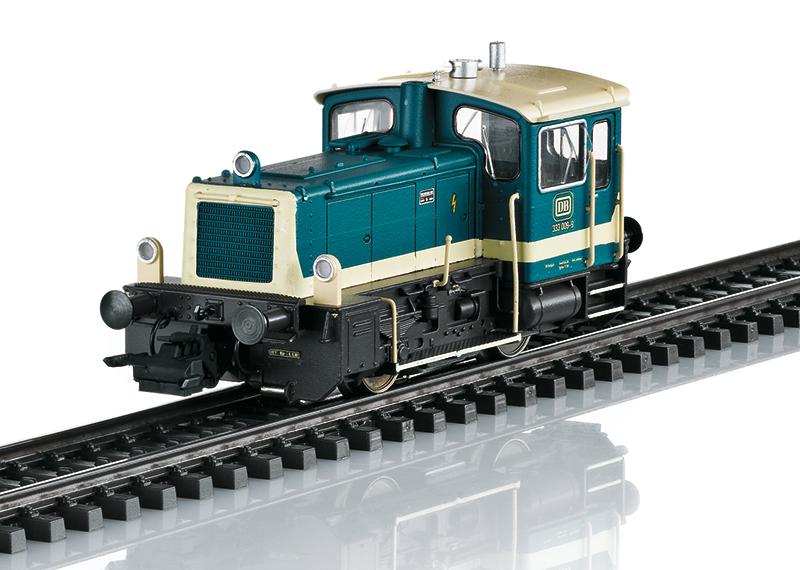 Diesellokomotive Baureihe 333