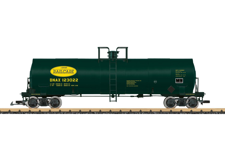 DNAX Railcare Tankcar