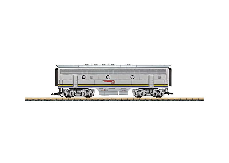 "Diesellok F7 B-Unit ""Santa Fe"", Sound, unmotorisiert"