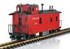 Güterzugbegleitwagen Caboose