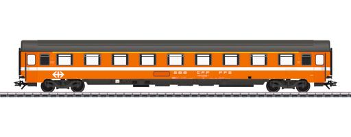 Reisezugwagen Eurofima