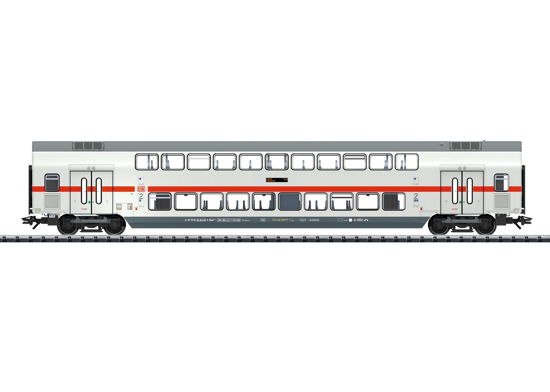 IC2 Doppelstock-Mittelwagen 2. Klasse