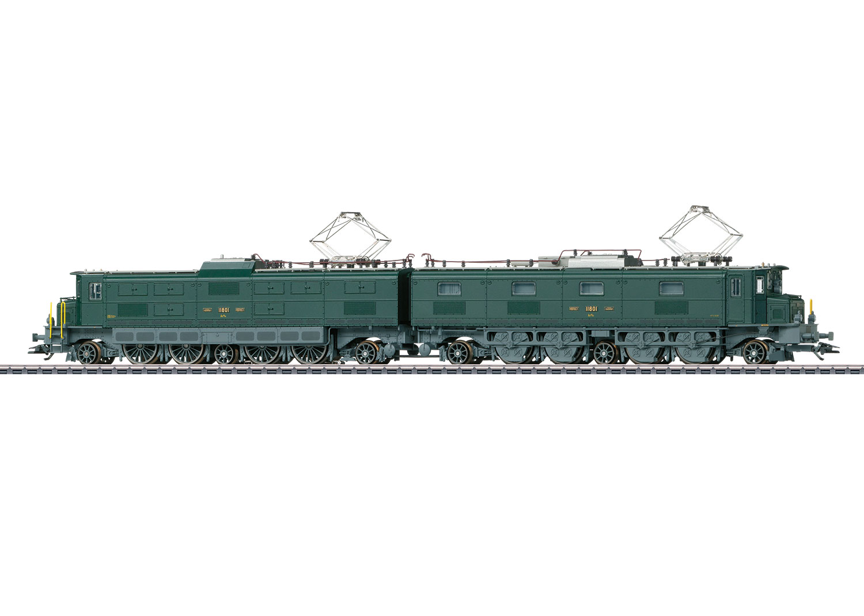 Class Ae 8/14 Double Electric Locomotive