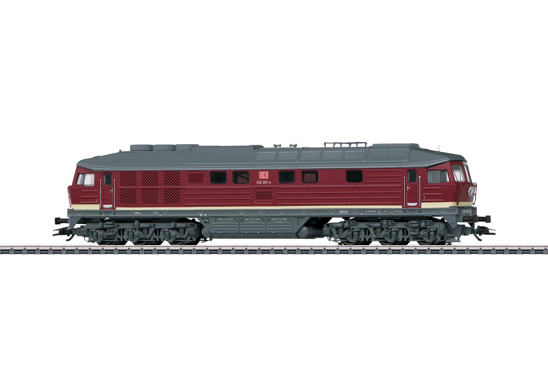 Class 232 Heavy Diesel Locomotive
