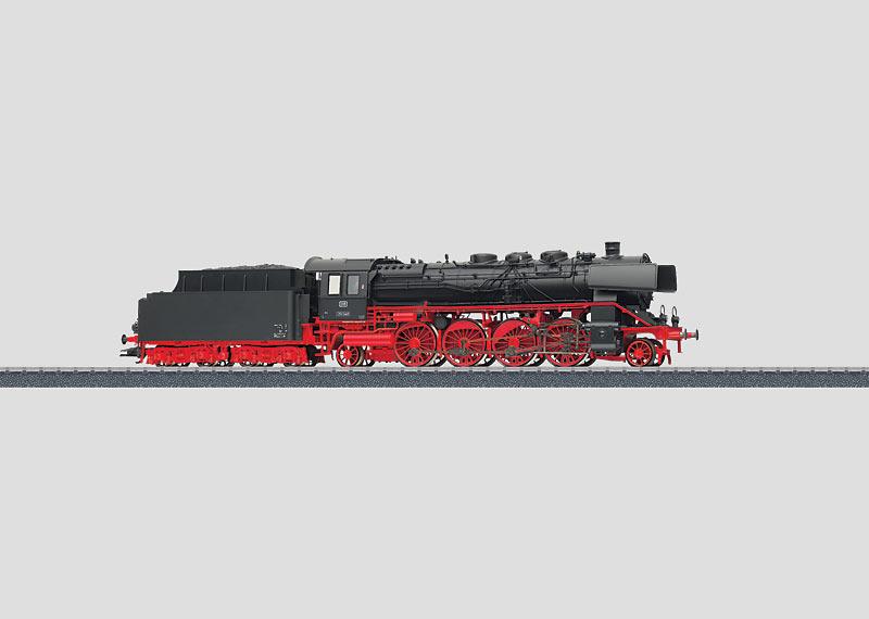 Schlepptender-Personenzuglokomotive.