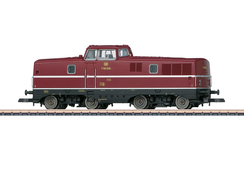 Dieselhydraulische Mehrzwecklokomotive V 80 DB Epoche III