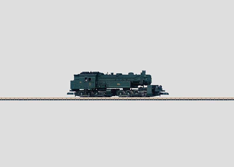 Tank Locomotive.