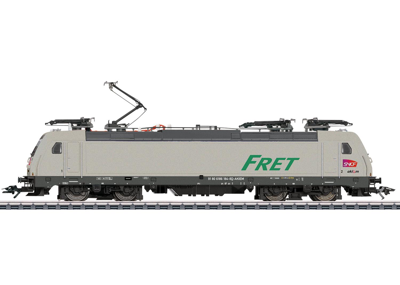 Elektrolokomotive Baureihe 186