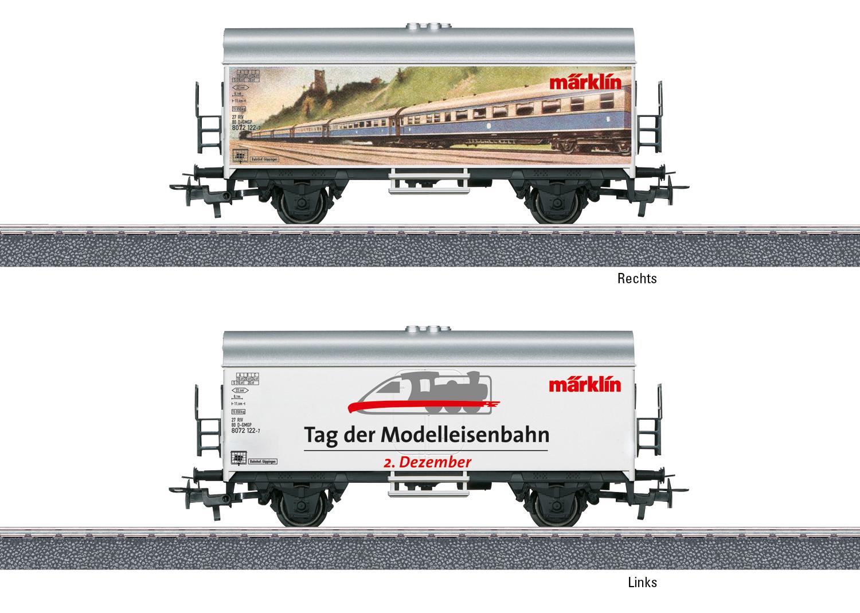 International Model Railroading Day on December 2, 2020