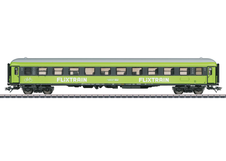 Express Train Passenger Car, 2nd Class