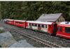 RhB Express Train Passenger Car, 2nd Class