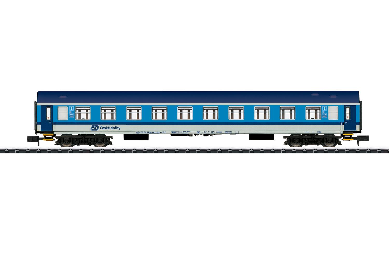 Schnellzugwagen Bauart UIC-Y