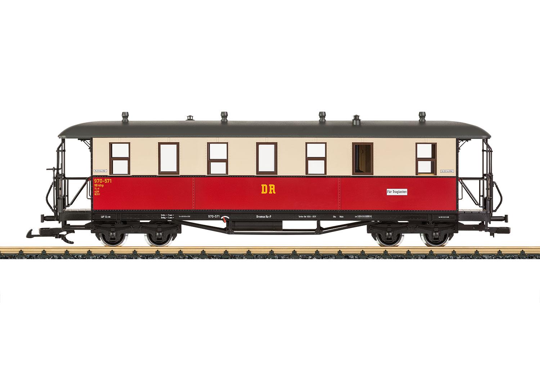Personenwagen Museumsbahn Schönheide